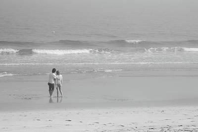 Photograph - Close To You - Jersey Shore by Angie Tirado
