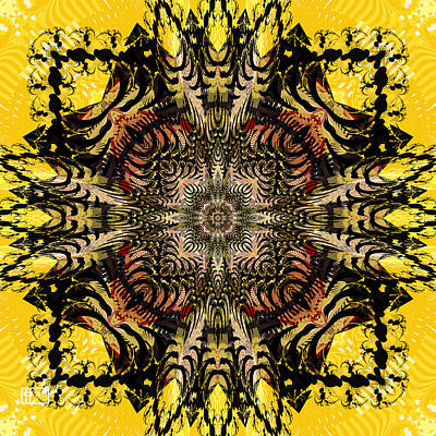Digital Art - Pillow Fight by Jim Pavelle