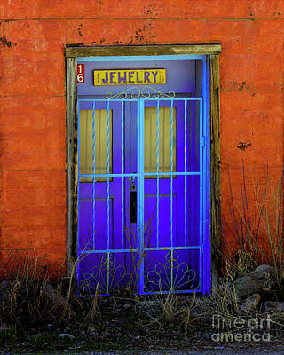 Photograph - Closed, Come Back Tomorrow by Jon Burch Photography