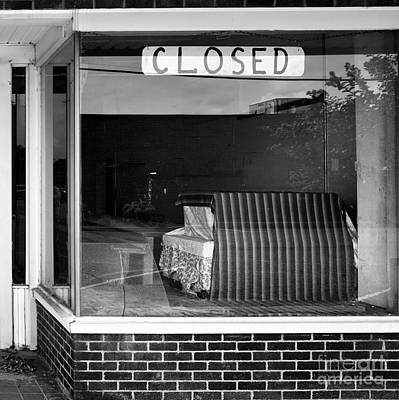 Closed In Spencer Art Print by Patrick M Lynch