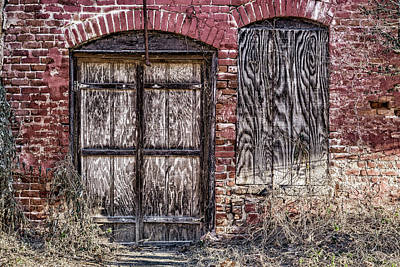 Photograph - Closed To All by Tim Wilson