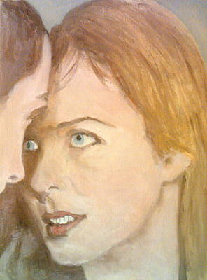 Painting - Closeness by Peter Gartner