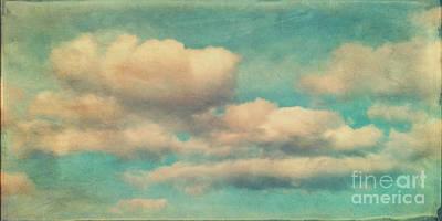 Cloud 3 Art Print