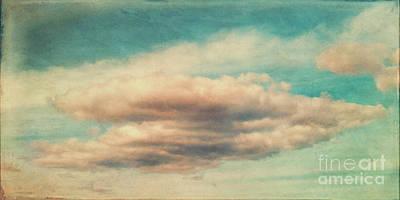 Cloud 4 Art Print
