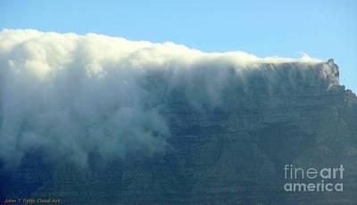 Photograph - Cloud Art In Nature by John Potts