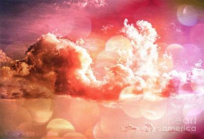 Photograph - Cloud Art by John Potts
