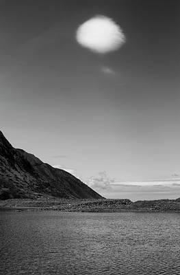 Photograph - Cloud Ball by Edgar Laureano