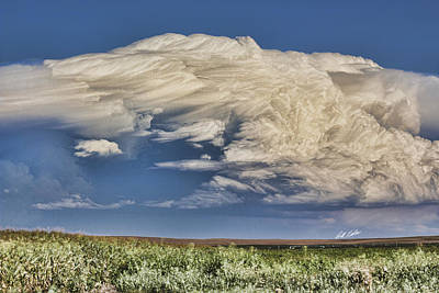 Cloud Brew Art Print by Bill Kesler