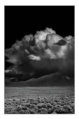 Photograph - Cloud Burst by Brian Duram