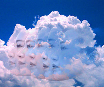 Digital Art - Cloud Dream by Matthew Lacey