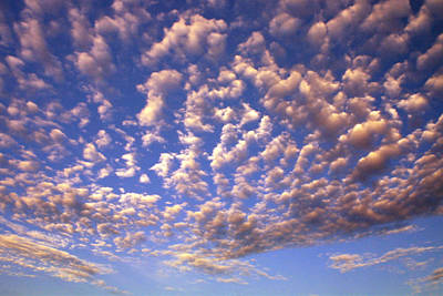 Photograph - Cloud Expression 1 by Vicki Hone Smith