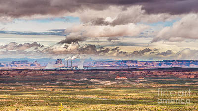Photograph - Cloud Factory by Jim DeLillo