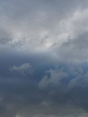 Photograph - Cloud Formation 21 by Krystyna Spink