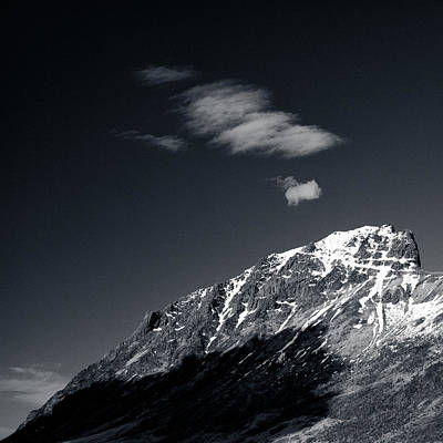 Mountain Royalty-Free and Rights-Managed Images - Cloud Formation by Dave Bowman