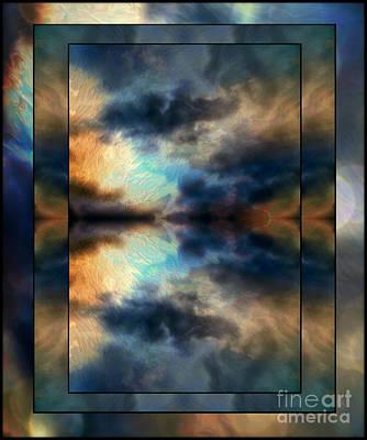 Cloud Illusions Art Print