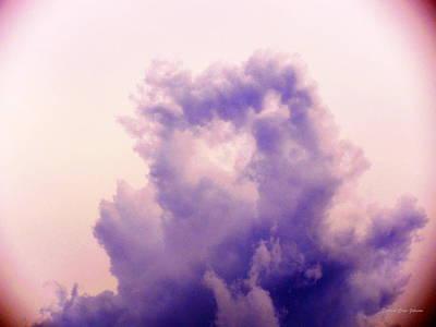 Photograph - Cloud Nebula by Deborah  Crew-Johnson