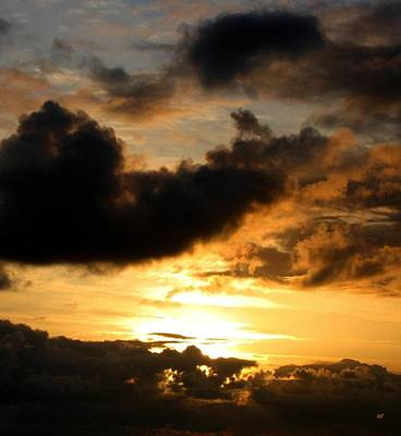 Photograph - Cloud Nine 8 by Will Borden