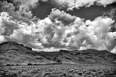 Photograph - Cloud Passover by Steven Clark