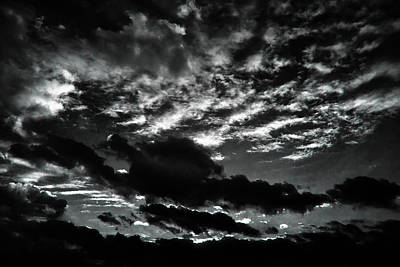 Medford Photograph - Cloud Play by Louis Dallara
