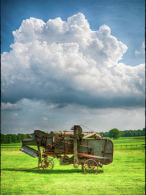 Photograph - Cloud by R Thomas Berner