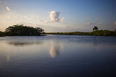 Photograph - Cloud Reflection by Dart and Suze Humeston