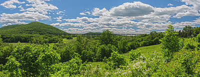 Photograph - Cloud Trestle by Angelo Marcialis