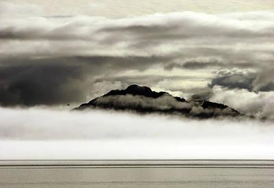 Photograph - Cloud Waves by Ramunas Bruzas