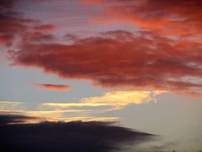 Photograph - Cloudacious by Chris Dunn