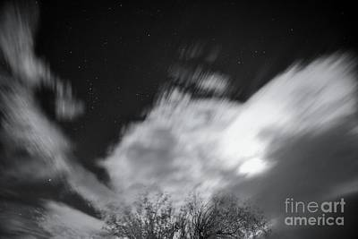 Photograph - Cloudburst by Angela J Wright