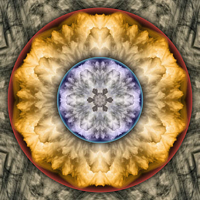 Digital Art - Cloudburst by Becky Titus