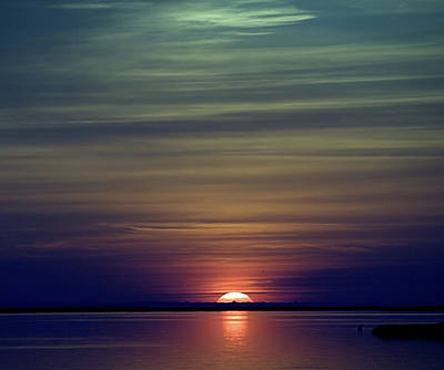 Photograph - Clouded Sunrise V by Newwwman