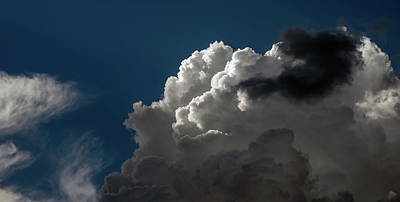 Photograph - Clouds 1 Society by Greg Mimbs