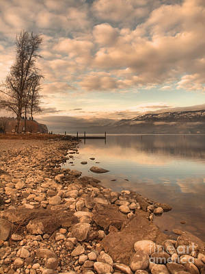 Photograph - Clouds And Calmness by Tara Turner