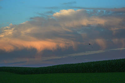 Photograph - Clouds And Curves by Tana Reiff