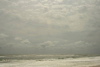 Photograph - Clouds And Sea After Storm by Christopher Kirby