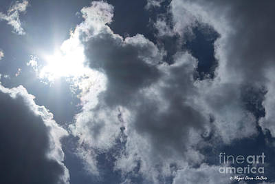 Photograph - Clouds And Sunlight by Megan Dirsa-DuBois