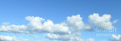 Photograph - Clouds by Anthony Manders