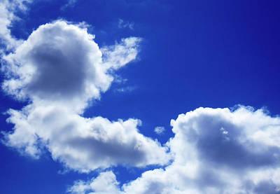 Photograph - Clouds Before Rain 2 by Johanna Hurmerinta