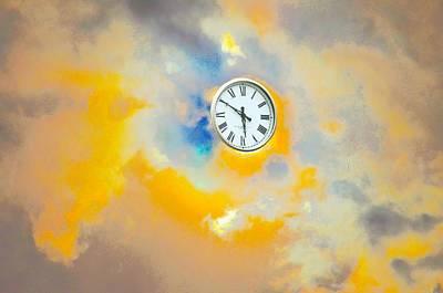 Walter Gantt Wall Art - Photograph - Clouds Change by Walter Gantt