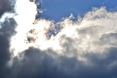 Photograph - Clouds by Charles HALL