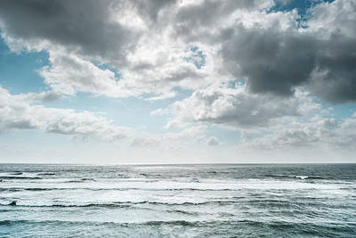 Photograph - Clouds Dream Of Being Oceans by Alexander Kunz