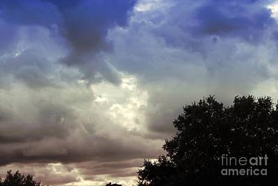 Photograph - Clouds by Ella Kaye Dickey