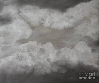 Painting - Clouds For Mary Beth by Mary Erbert
