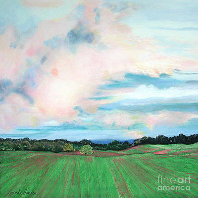 Painting - Clouds I by Lucinda  Hansen