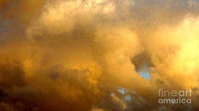 Photograph - Clouds Illusions by Leanne Seymour
