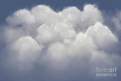 Digital Art - Cloud's Illusions by Lois Bryan