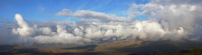 Photograph - Clouds In The Valley by Leda Robertson