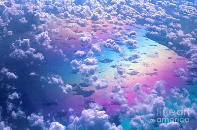 Photograph - Clouds by Kul Bhatia
