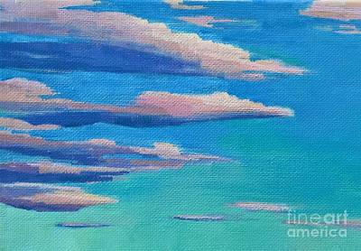 Painting - Clouds  by Lisa Dionne