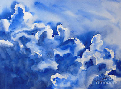 Painting - Clouds by Michal Madison